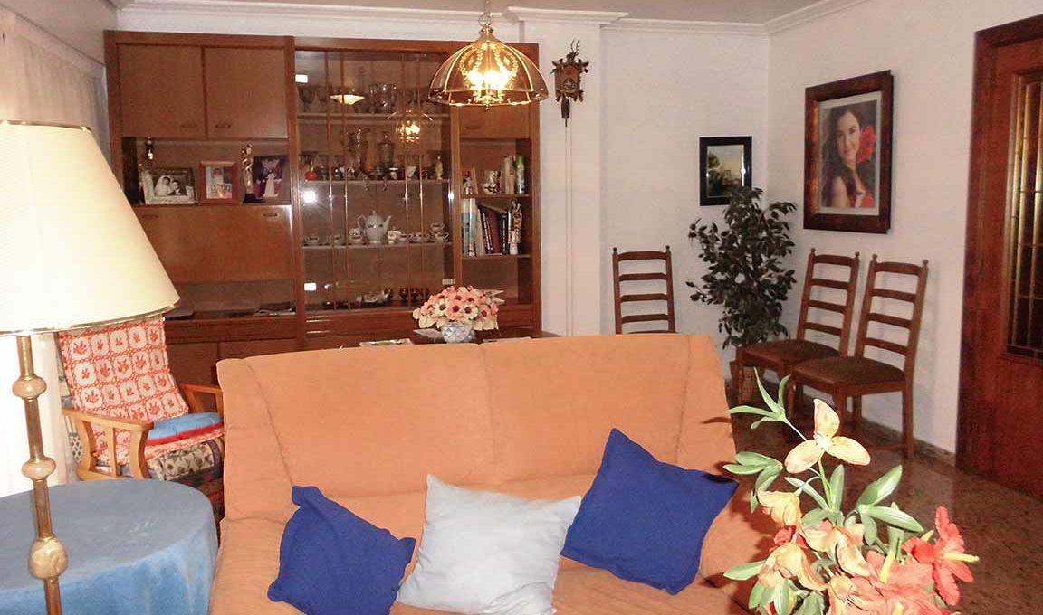 genial piso clásico con buena orientacion-salon