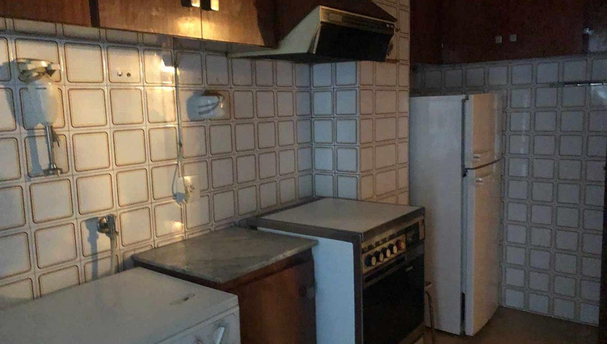 increíble gran piso céntrico en Santa Rosa-cocina