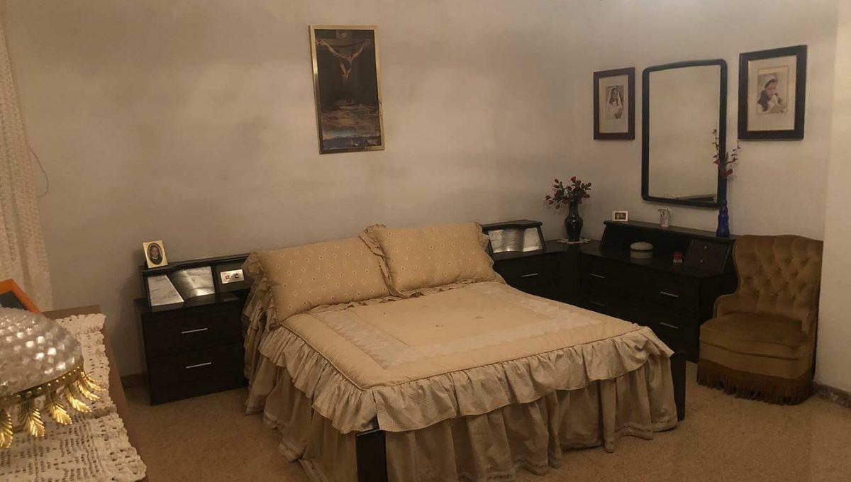 increíble gran piso céntrico en Santa Rosa-dormitorio