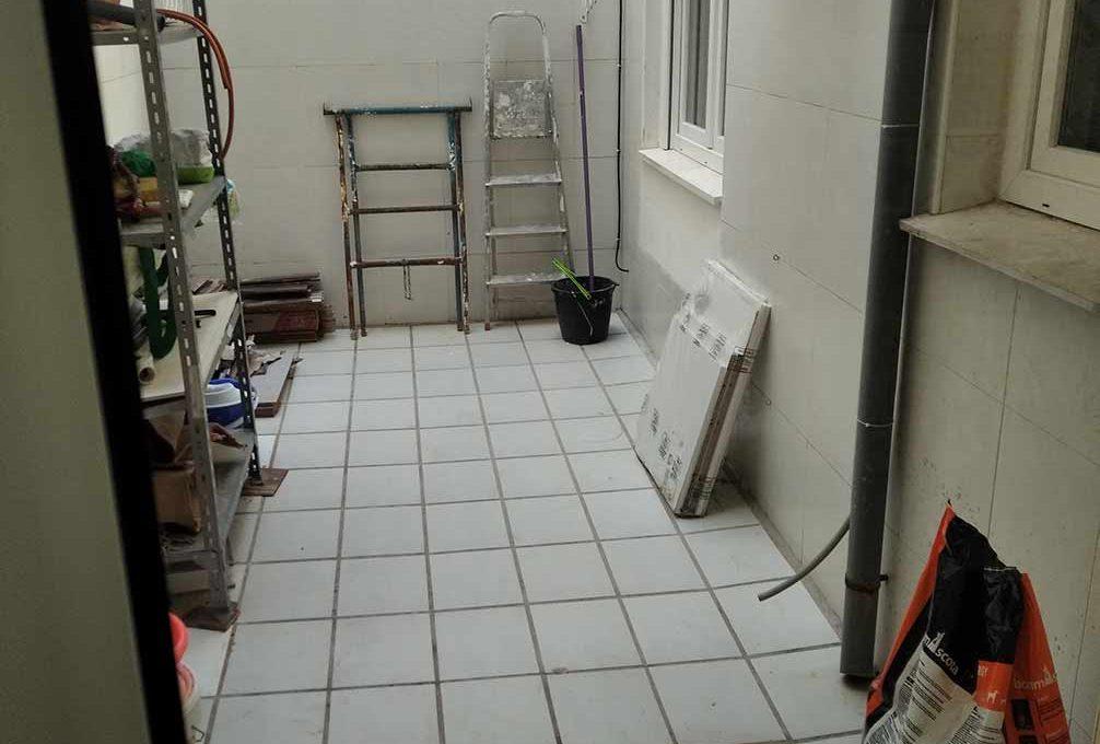 moderno piso totalmente reformado en Santa rosa-patio
