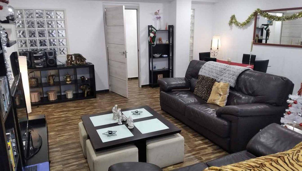 moderno piso totalmente reformado en Santa rosa-salon