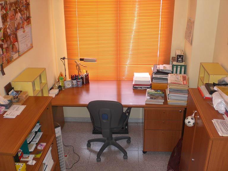 Acogedor piso con aire acondicionado para entrar a vivir-despacho
