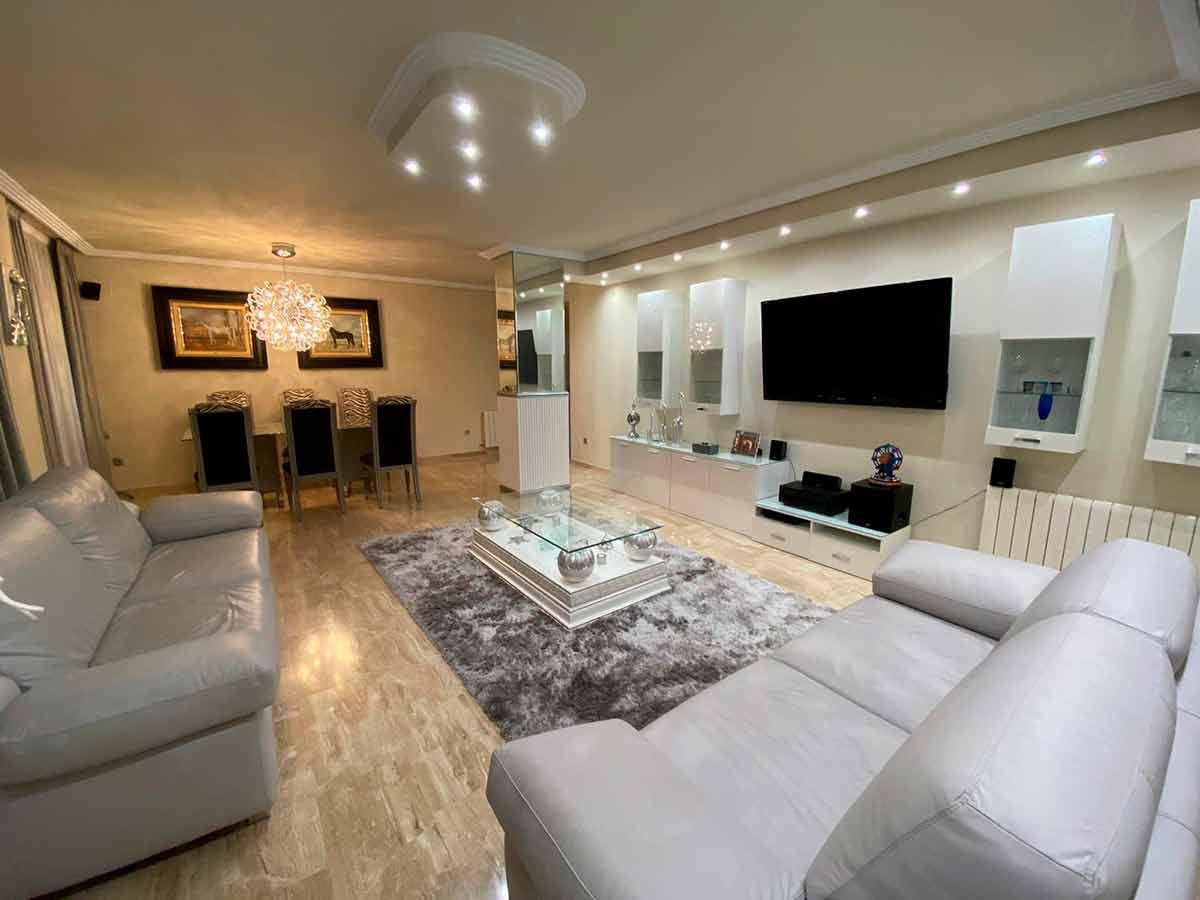 Moderno y luminoso piso lujoso en Ensanche