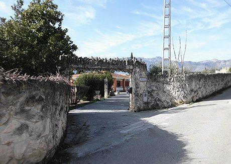 Chalet con muy buenas vistas a la venta en la zona de Muro-entrada