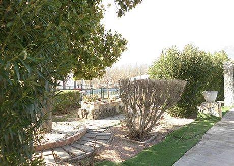 Chalet con muy buenas vistas a la venta en la zona de Muro-jardin