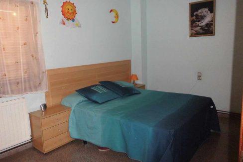 Enorme chalet con piscina y bodega en el Baradello-dormitorio