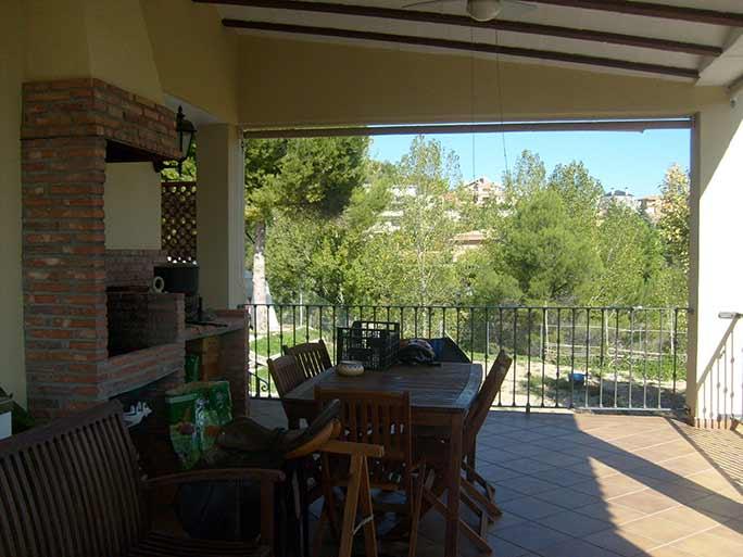 Gran chalet con sala de juegos y piscina-terraza