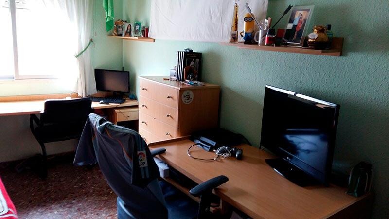 Luminoso piso en venta con cocina office en Santa Rosa-dormitorio