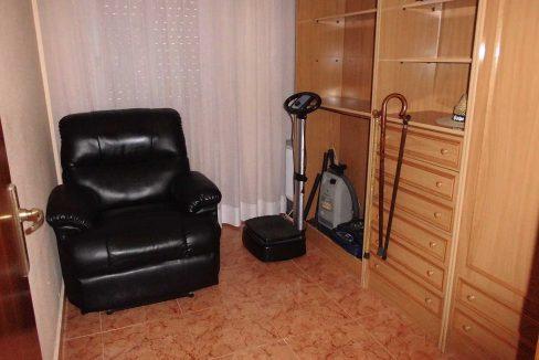 Piso con excelentes vistas y garaje en Santa rosa-dormitorio3