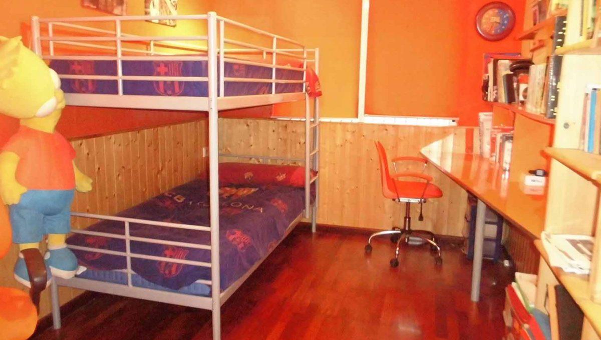 Piso con terraza, balcon y patio ubicado en Santa Rosa-dormitorio2
