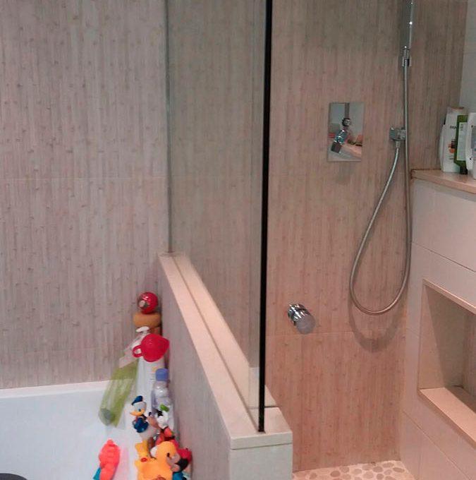 Soleado y totalmente reformado piso en santa rosa-banyo