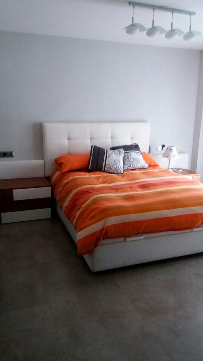 Soleado y totalmente reformado piso en santa rosa
