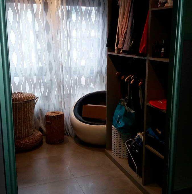 Soleado y totalmente reformado piso en santa rosa-vestidor