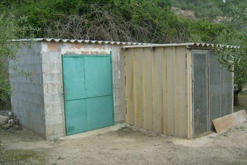 Amplia casa de campo con huerta y chimenea de leña-porche