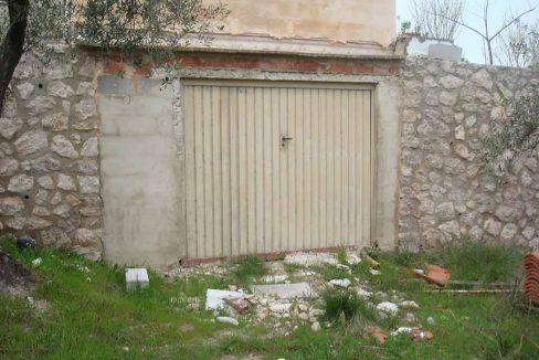Casa de campo con buena orientación en cocentaina-garaje