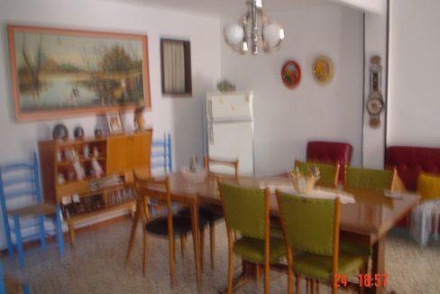 Casa de campo con cocina reformada y barbacoa en Gorga-salon2