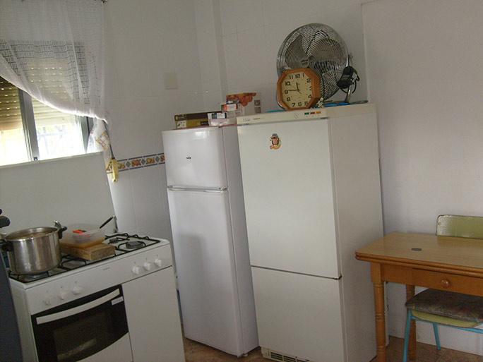 Casa de campo con pergola en milleneta-cocina