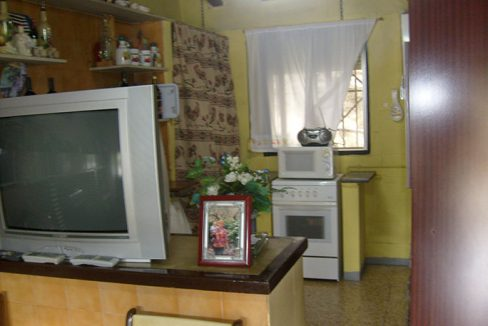 Casa de campo con pergola en milleneta-comedor