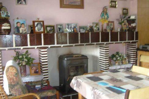 Casa de campo con pergola en milleneta-salon