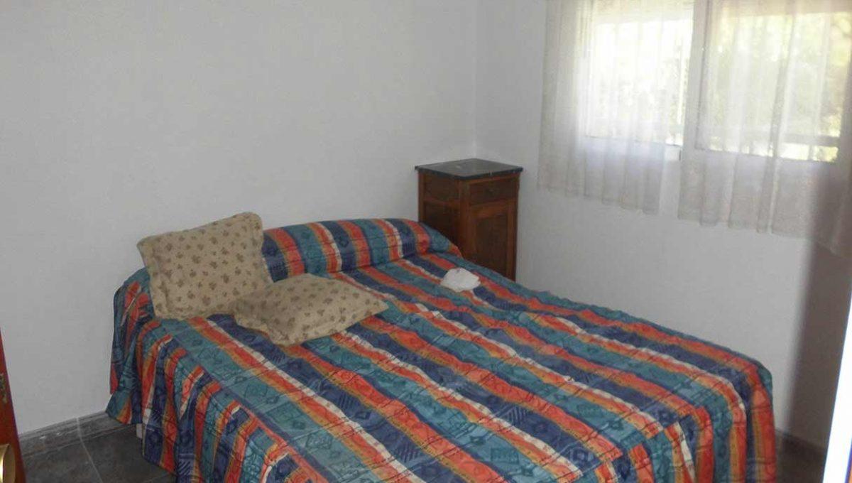 Piso refugio con buenas vistas y orientación-dormitorio