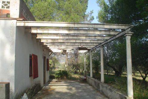 Casa a reformar con maravillosas vistas a la venta-entrada