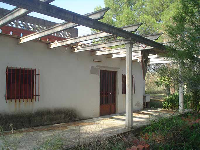 Casa a reformar con maravillosas vistas a la venta -entrada2