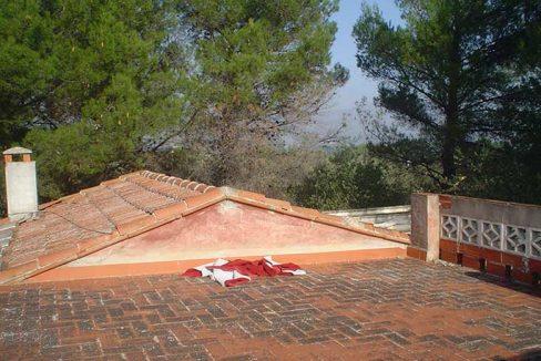 Casa a reformar con maravillosas vistas a la venta-terraza