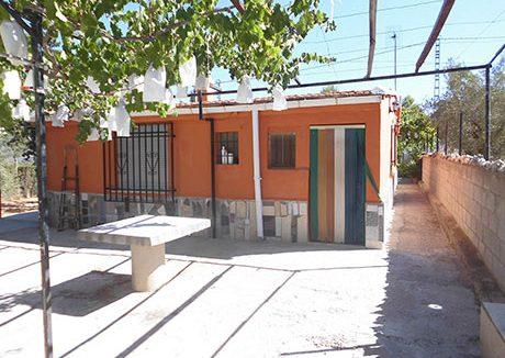 Casa de campo a la venta en Banyeres-exterior2