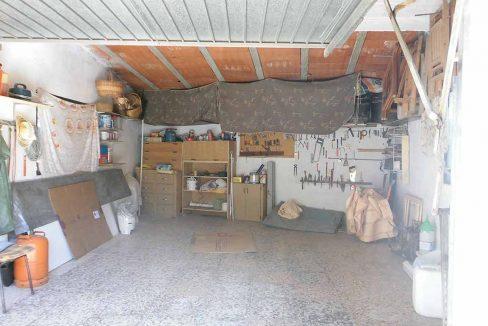 Casa de campo a la venta en Banyeres-garaje