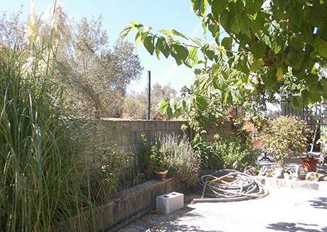 Casa de campo a la venta en Banyeres-patio