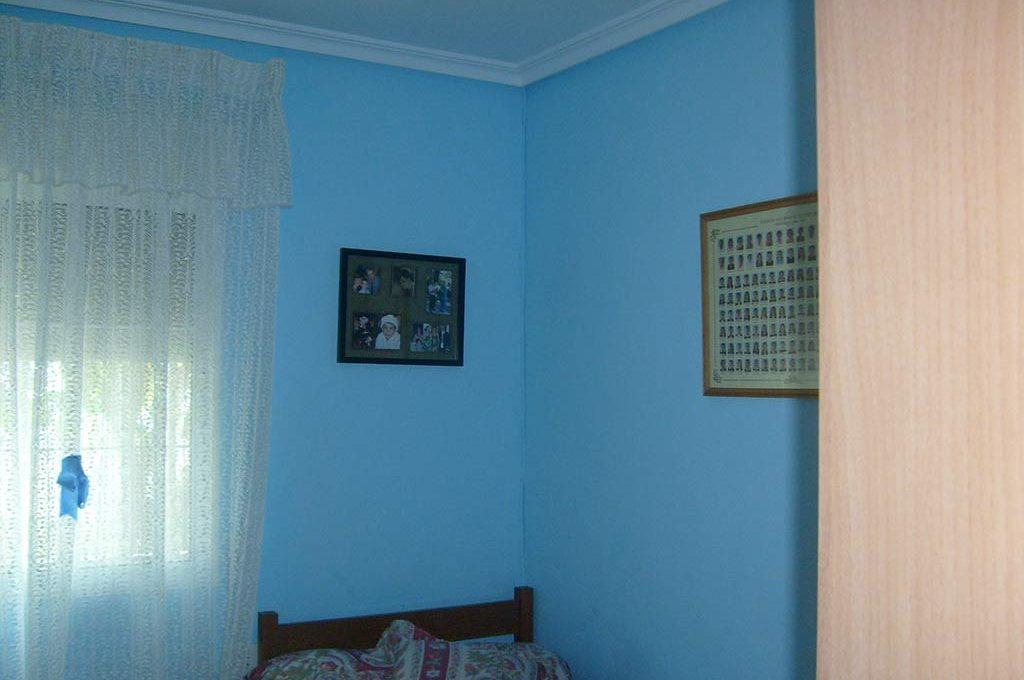 Casa de campo acondicionada con piscina y barbacoa-dormitorio2