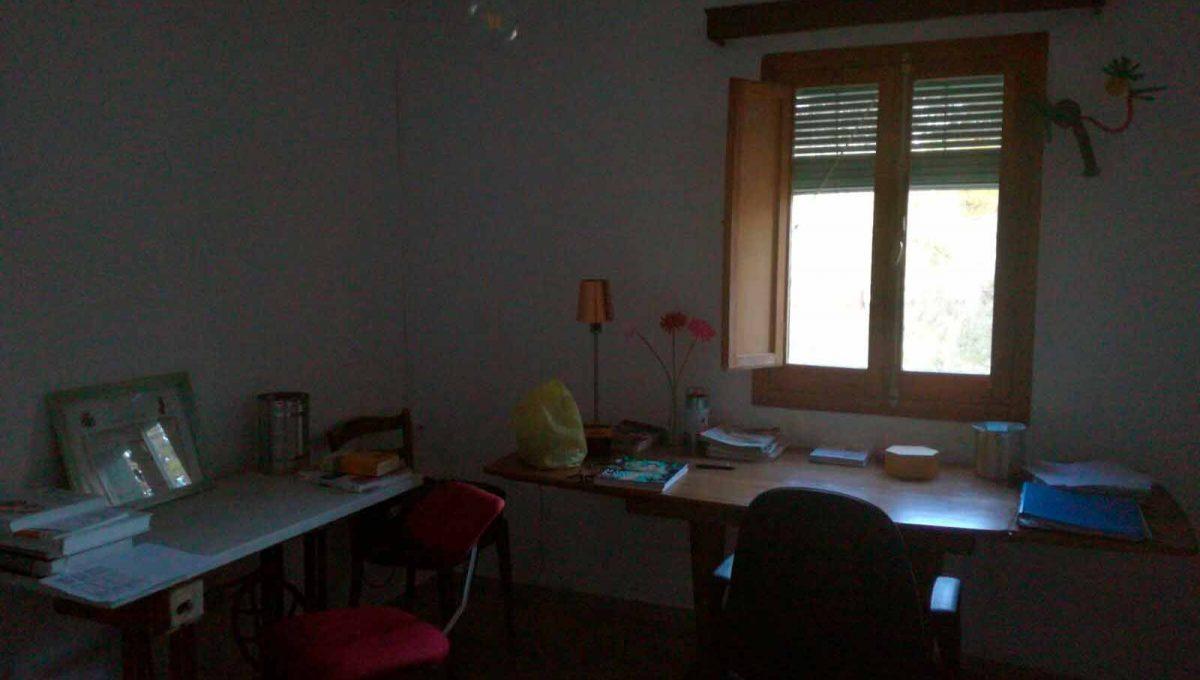 Casa de campo con dos plantas y piscina en Mariola-dormitorio3