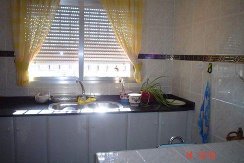 Casa de campo con paellero en venta en Pinatell-cocina