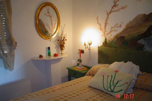 Casa de campo con paellero en venta en Pinatell-dormitorio