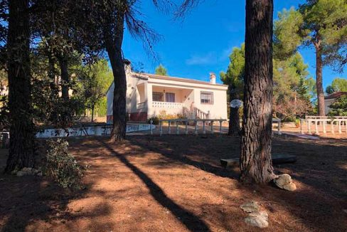 Casa de campo con paellero en venta en Pinatell-pinada