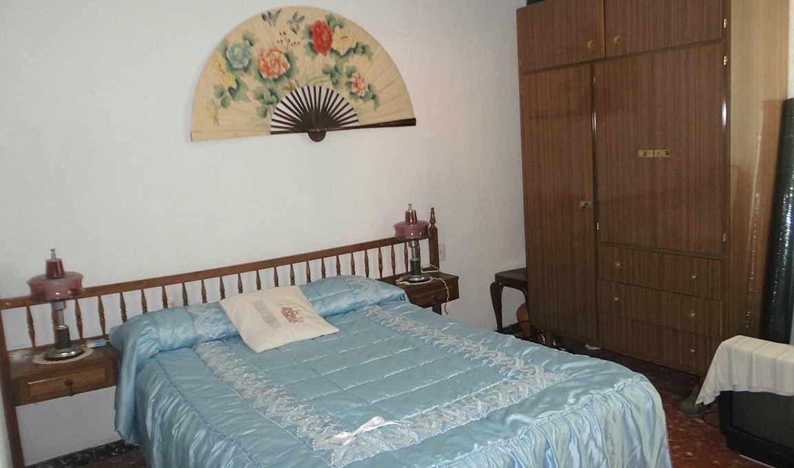 Casa de campo en planta con piscina en el baradello-dormitorio2