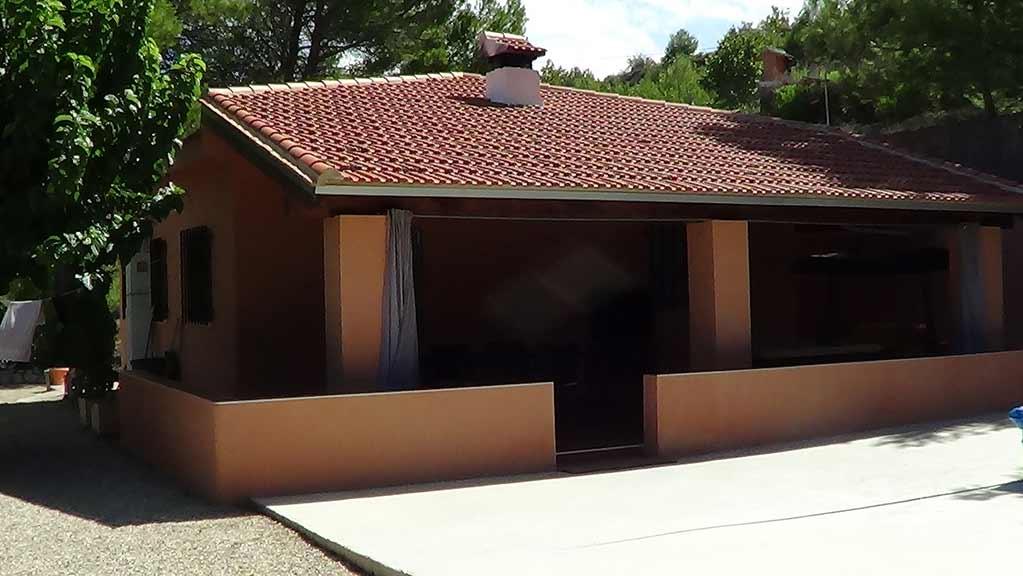 Casa de campo en venta con buenas vistas y piscina-exterior