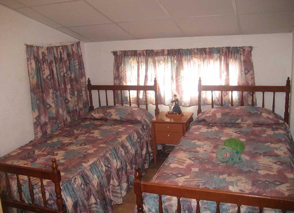 Encantadora y acogedora casa de campo en Cocentaina-dormitorio