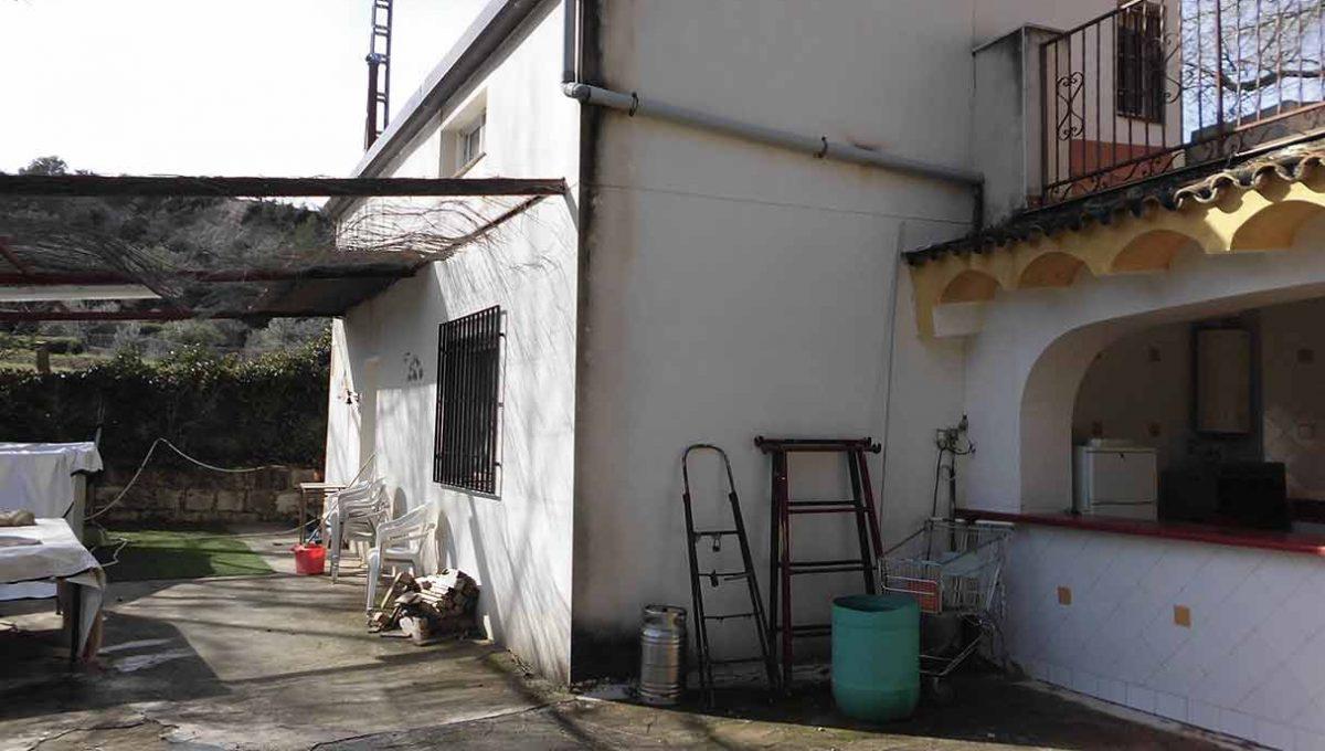 Encantadora y acogedora casa de campo en Cocentaina-exterior2