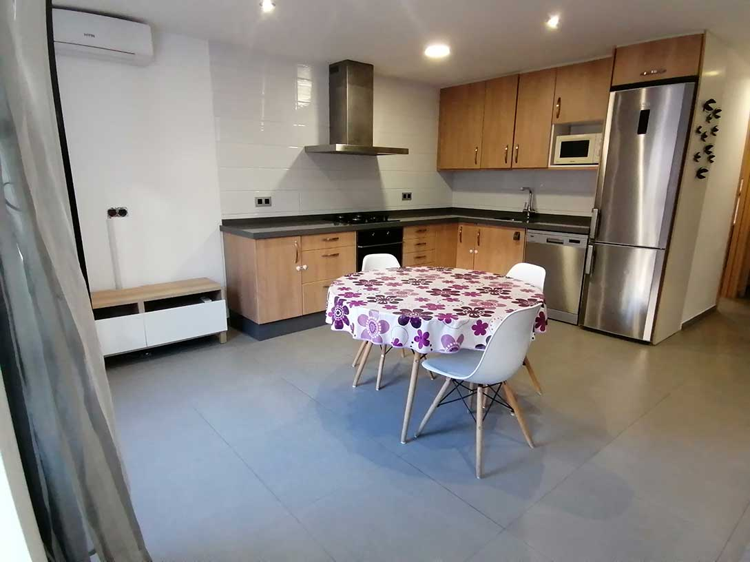 Luminoso  piso reformado a la venta en Ensanche