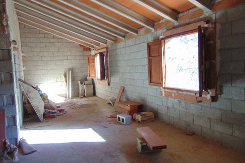 Casa de campo con casa albergue en cocentaina-albergue