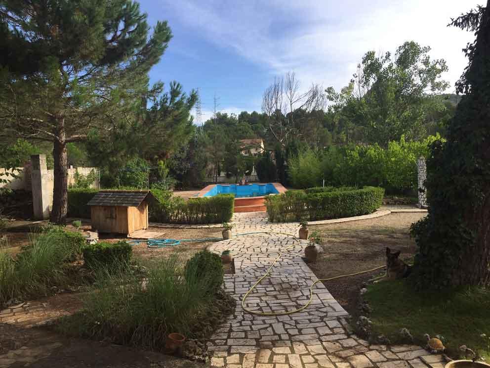 Oportunidad, hermosa casita de campo en Mariola