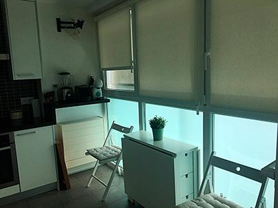 Bonito con piso de 90m2 en Santa Rosa con piscina y padel. - Cocina 1