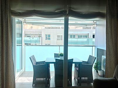 Bonito con piso de 90m2 en Santa Rosa con piscina y padel. - Terraza 3