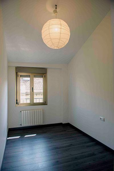 Ático amplio y luminoso a la venta en el Centro, Alcoy habitacion