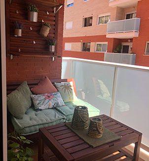 Casa nueva a la venta en Santa Rosa. - Terraza 1