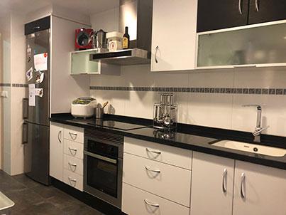 Casa nueva a la venta en Santa Rosa. - Cocina 2