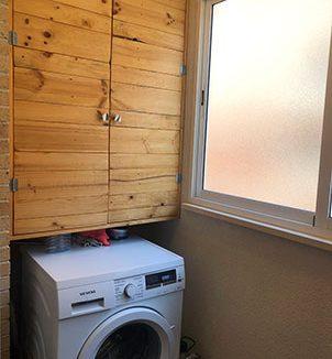 Casa nueva a la venta en Santa Rosa. - Lavadora
