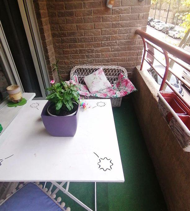 En venta extenso piso en Santa Rosa - Terraza 1