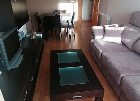 Se vende piso semi nuevo con buenas vistas en Batoi. - Salon-comedor 2